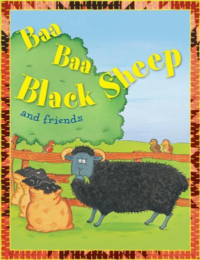 Baa Baa Black Sheep (Nursery Library)