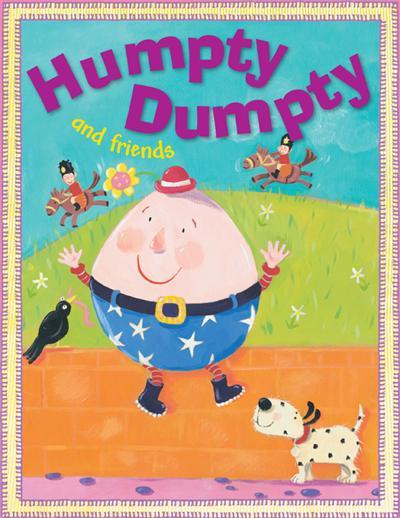 Humpty Dumpty (Nursery Library)
