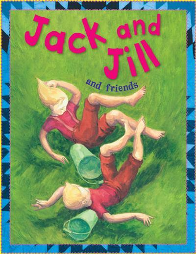 Jack and Jill (Nursery Library)