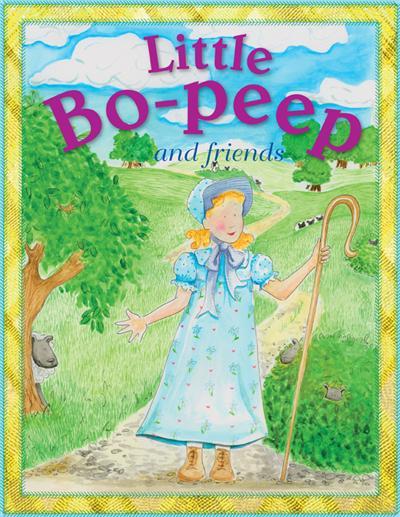 Little Bo-peep (Nursery Library)