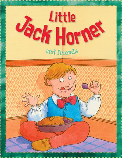 Little Jack Horner (Nursery Library)