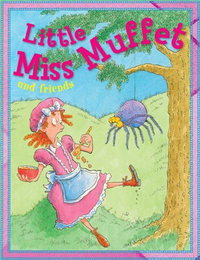 Little Miss Muffet (Nursery Library)
