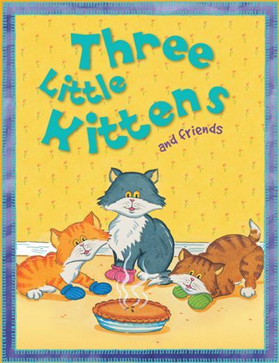 Three Little Kittens (Nursery Library)