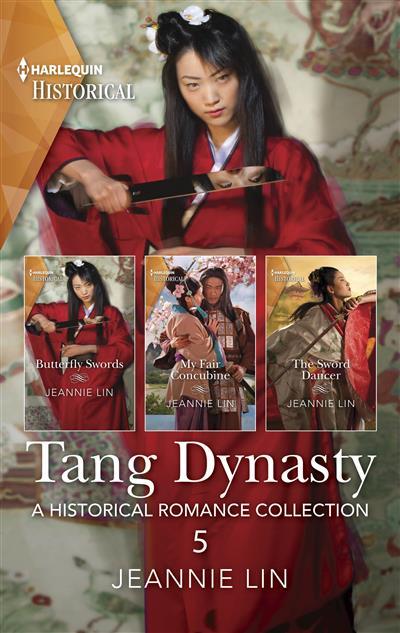 Tang Dynasty Boxset/Butterfly Swords/My Fair Concubine/The Sword