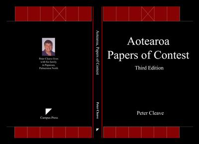 Aotearoa, Papers of Contest, Fourth Edition