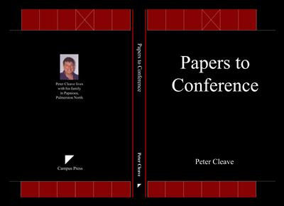Papers to Conference, Volume One