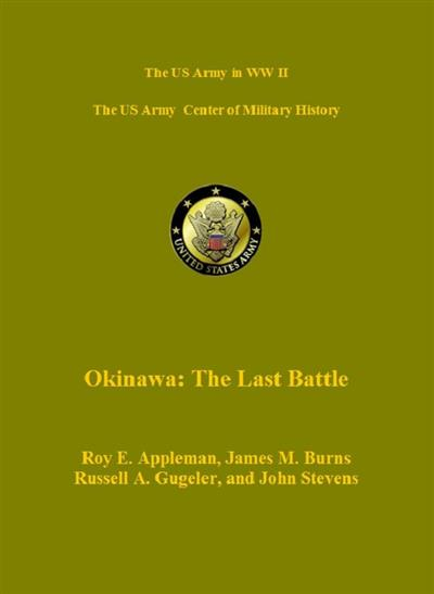Okinawa: The Last Battle