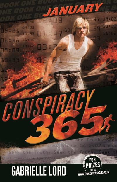 Conspiracy 365 #1: January