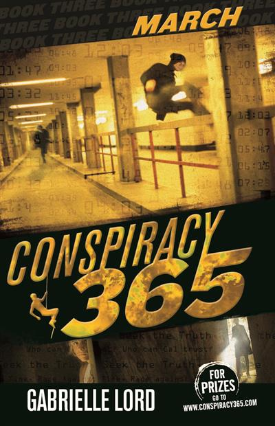 Conspiracy 365 #3: March