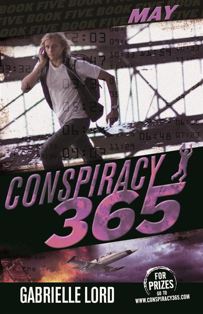 Conspiracy 365 #5: May