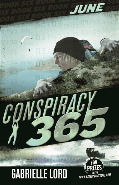 Conspiracy 365 #6: June