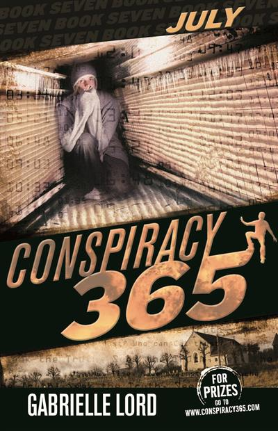 Conspiracy 365 #7: July