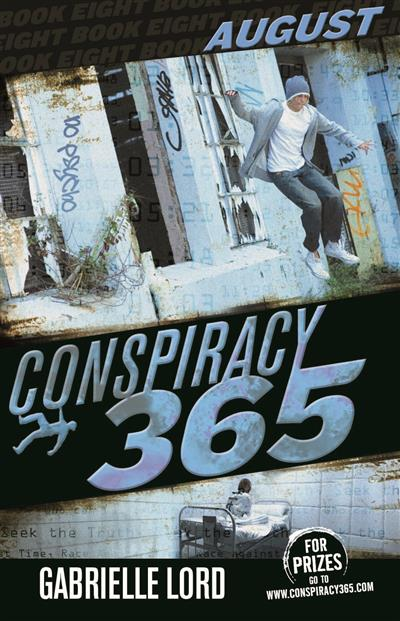 Conspiracy 365 #8: August