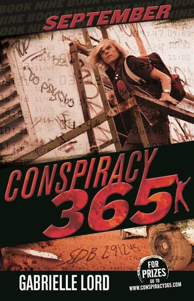 Conspiracy 365 #9: September