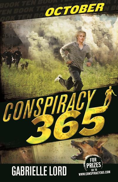 Conspiracy 365 #10: October