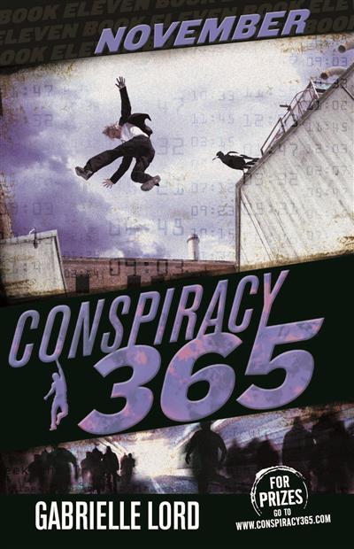 Conspiracy 365 #11: November