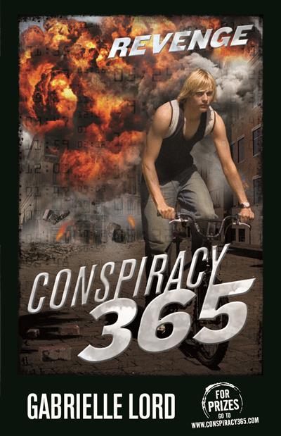 Conspiracy 365 #13: Revenge