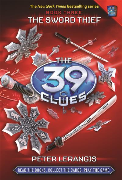 The 39 Clues #3: The Sword Thief