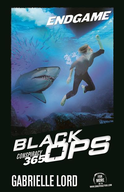 Conspiracy 365 Black Ops #3: Endgame
