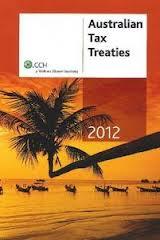 Australian Tax Treaties 2012