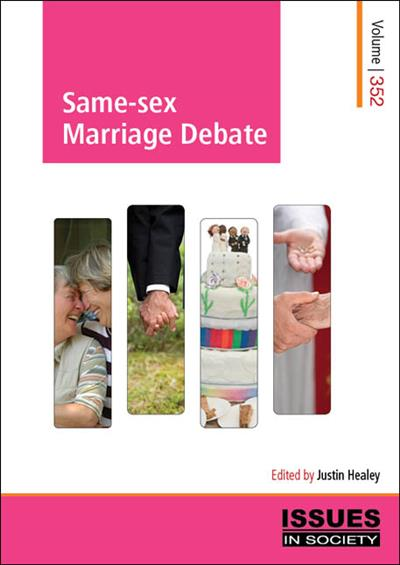 Same-sex Marriage Debate