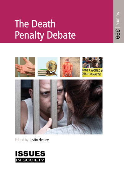 does the death penalty deter people