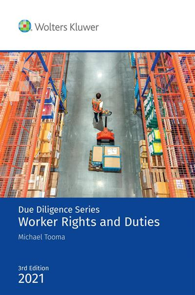 Due Diligence - Worker Rights and Duties - 3rd edition