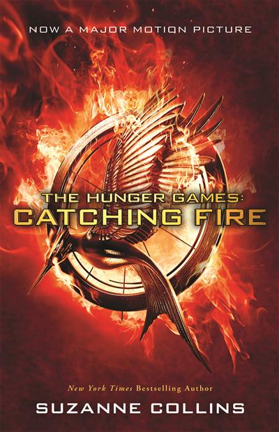 Catching Fire (movie tie-in)
