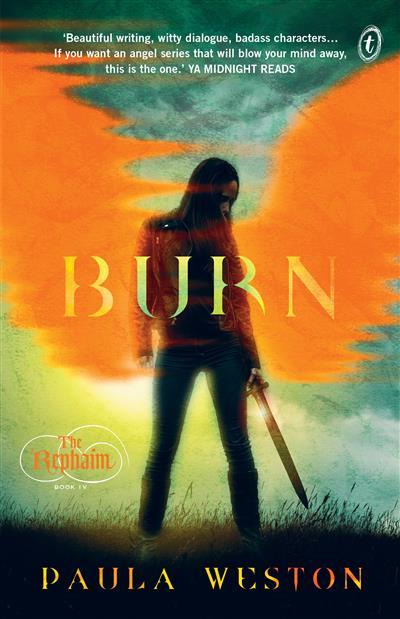 Burn: The Rephaim Book 4