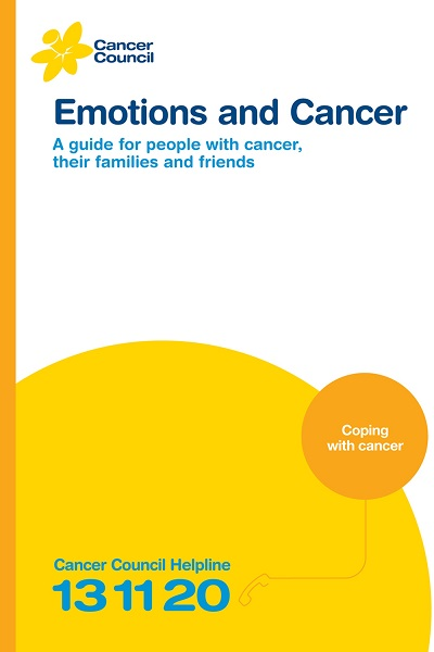 Emotions and Cancer