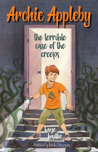 Archie Appleby: The Terrible Case of the Creeps