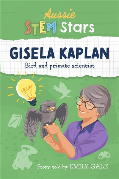 Aussie STEM Stars - Gisela Kaplan: Bird and primate scientist