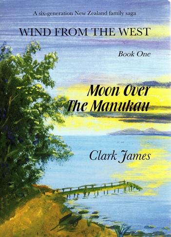 Moon Over The Manukau