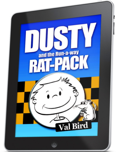 Dusty and the Runaway Rat Pack