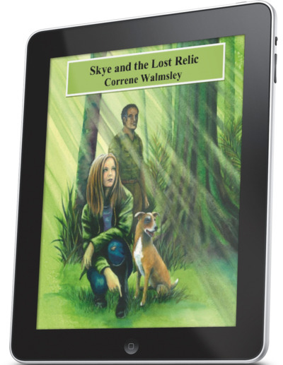 Skye and the Lost Relic