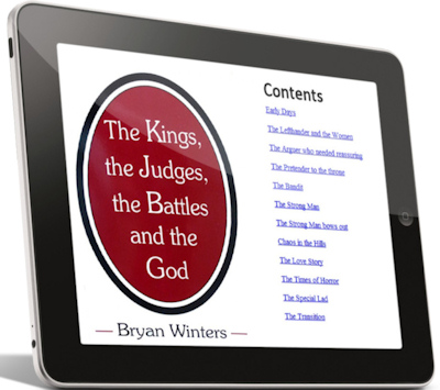The Kings, the Judges, the Battles and the God