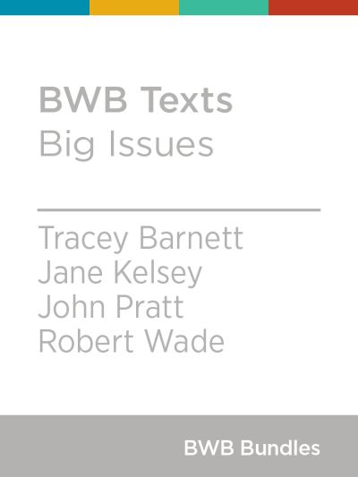 BWB Texts: Big Issues