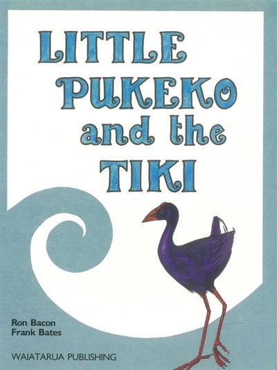 Little Pukeko and the Tiki