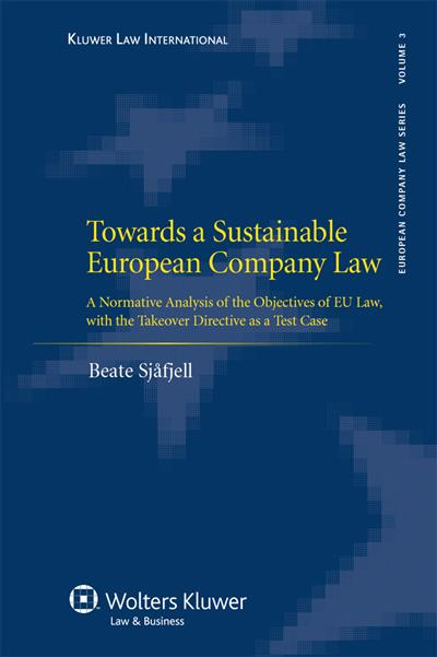 european company law Home / company law and cg / company law  which amended the first company law directive in the light of the  in other languages of the european union in order to .