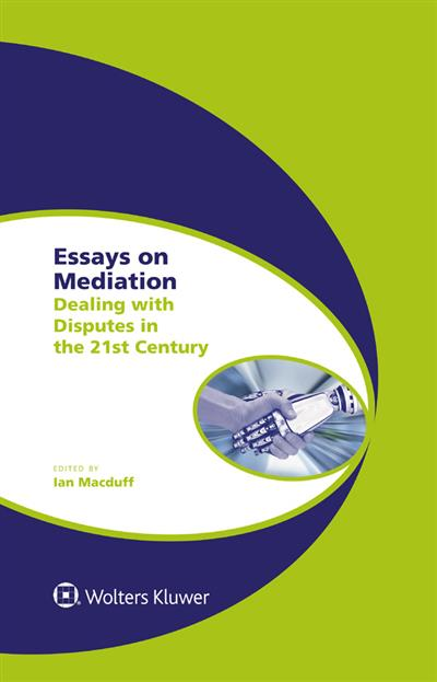 essays on mediation