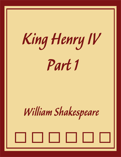 King Henry IV Part 1