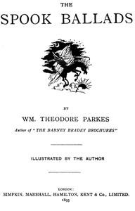 The Spook Ballads