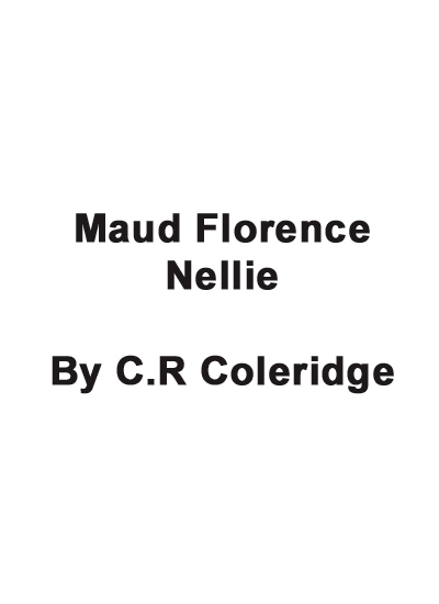 Maud Florence Nellie