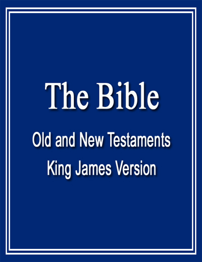 The Bible, King James Version, Complete
