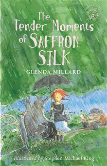 Tender Moments of Saffron Silk - The Kingdom of Silk Book #6
