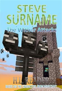 Steve Surname: The Wither Attacks