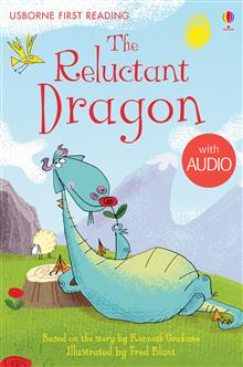 The Reluctant Dragon: Usborne First Reading: Level Four