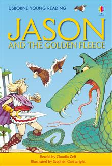 Jason and the Golden Fleece: Usborne Young Reading: Series Two