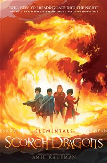 Scorch Dragons (Elementals, #2)