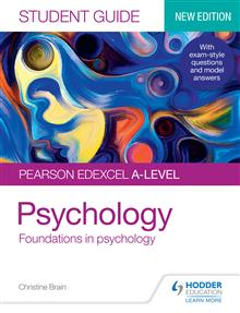 Pearson Edexcel A-level Psychology Student Guide 1: Foundations